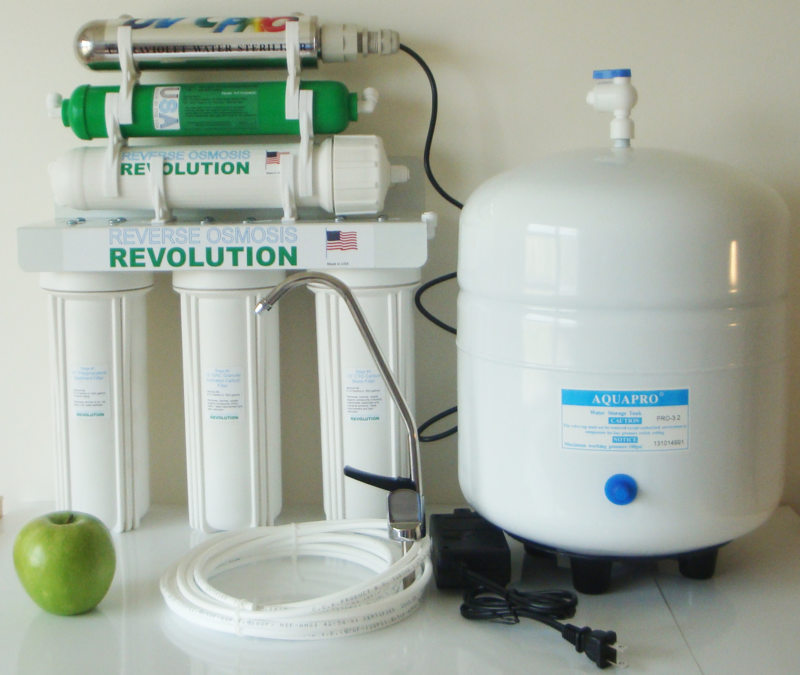 Water filter at the kitchen 5 (22)
