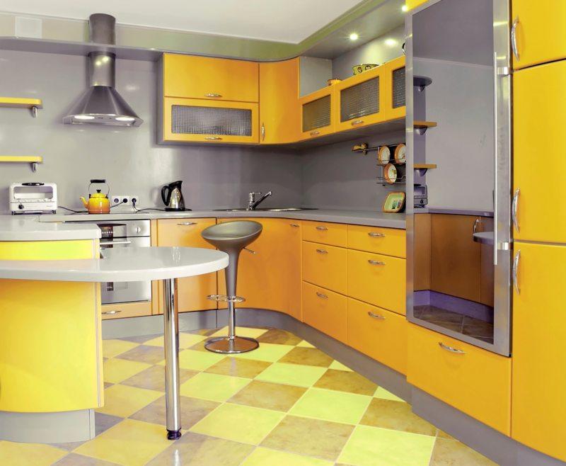 Желтая кухня (15)