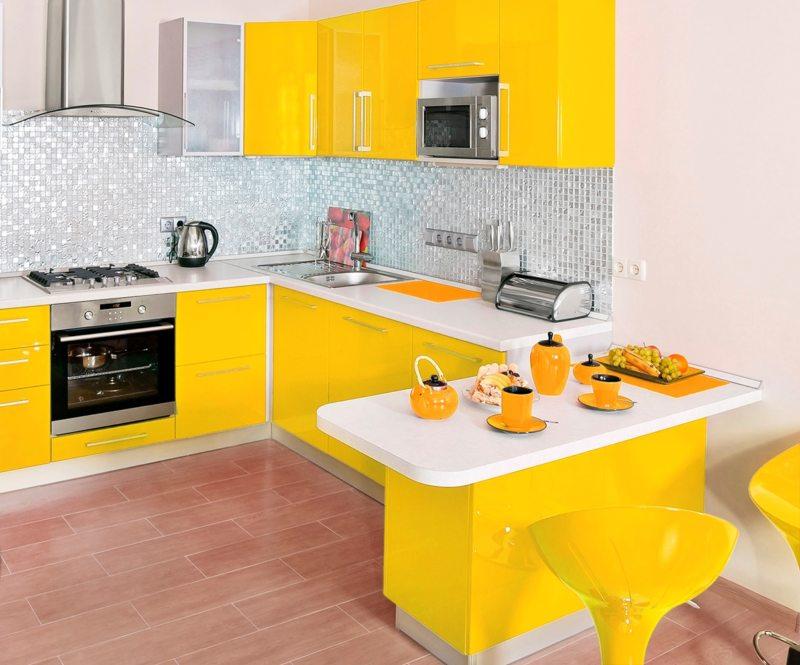 Желтая кухня (16)