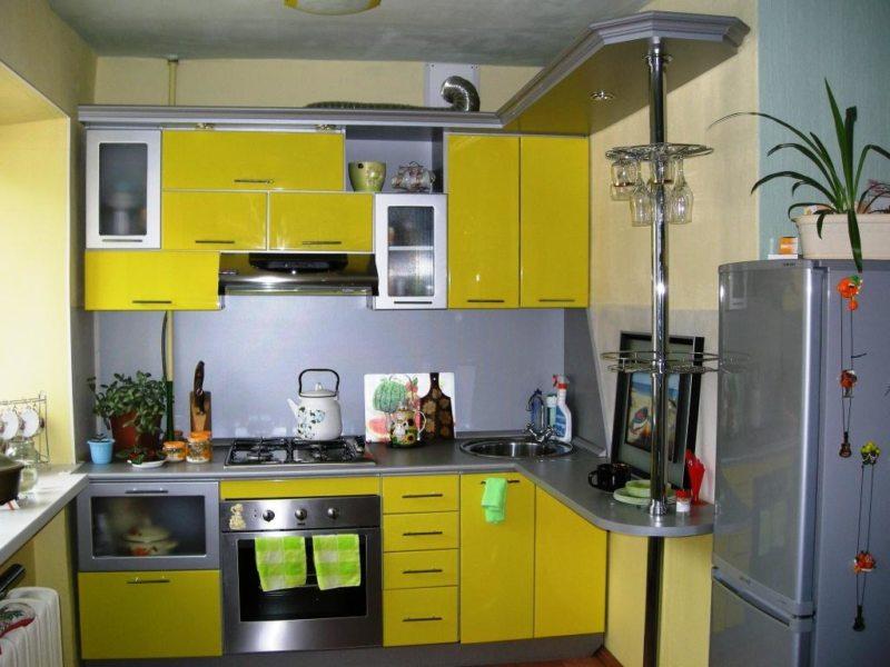 Желтая кухня (21)