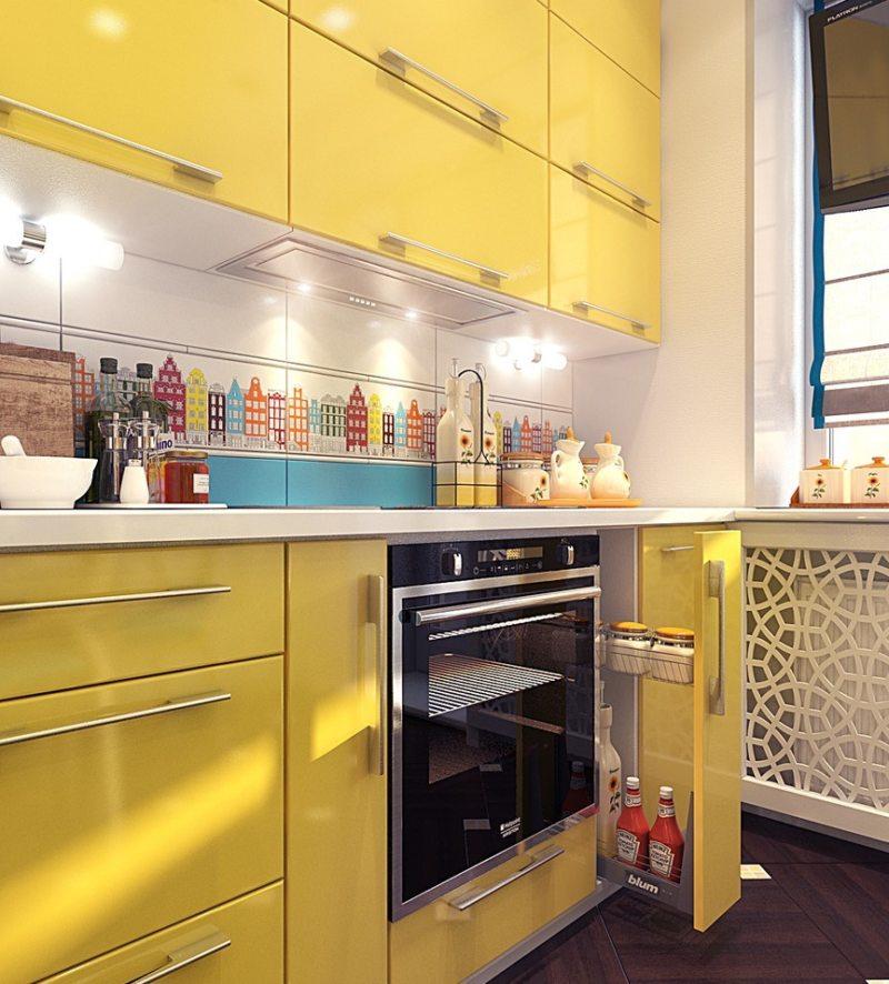 Желтая кухня (28)