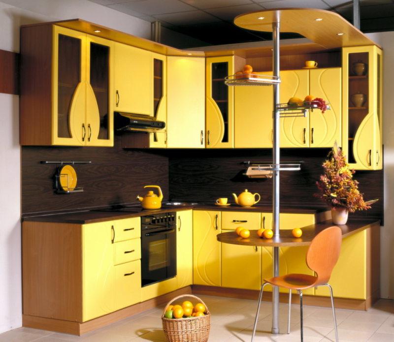 Желтая кухня (30)