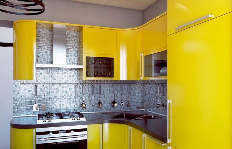 Желтая кухня (31)