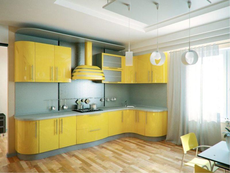 Желтая кухня (4)