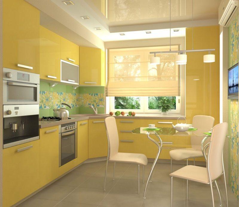 Желтая кухня (42)