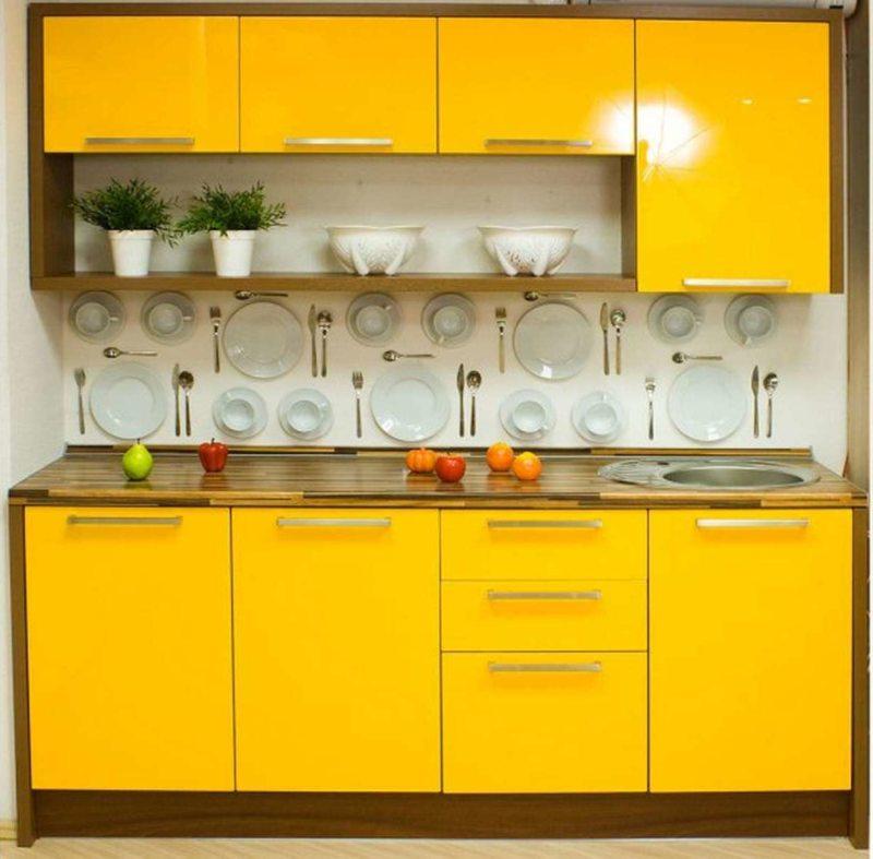 Желтая кухня (5)