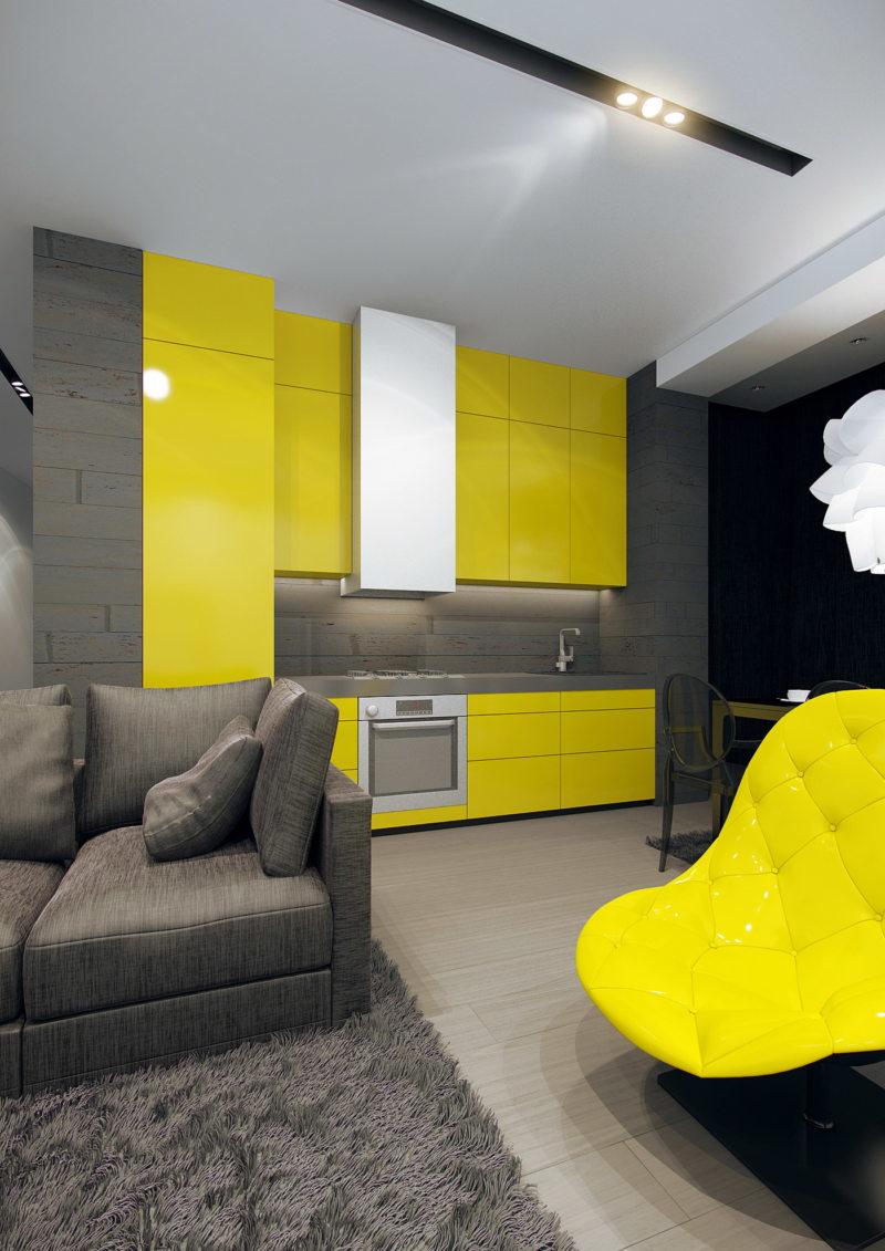 Желтая кухня (57)