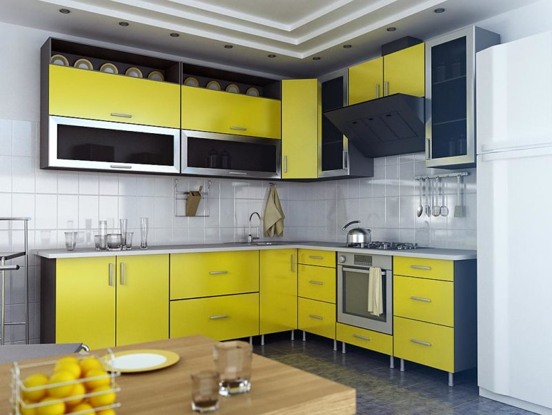 Желтая кухня (63)