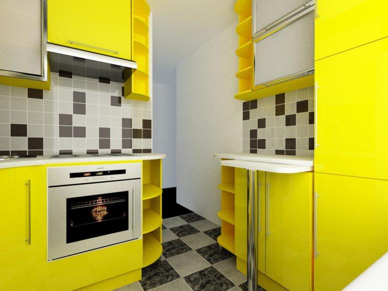Желтая кухня (65)