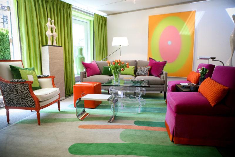 Зеленая гостиная (10)