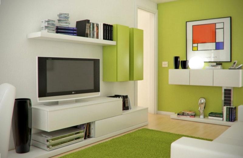 Зеленая гостиная (12)