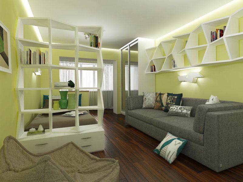 Зеленая гостиная (13)