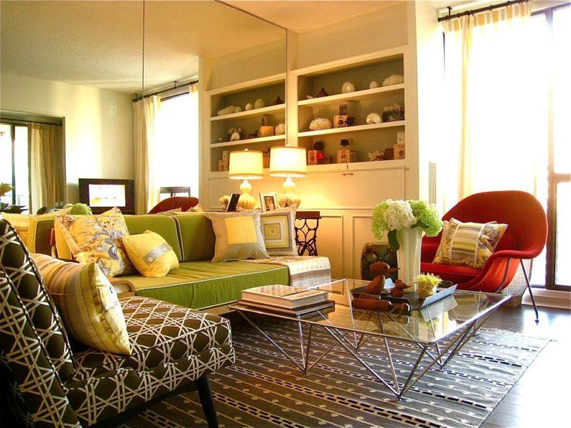 Зеленая гостиная (3)