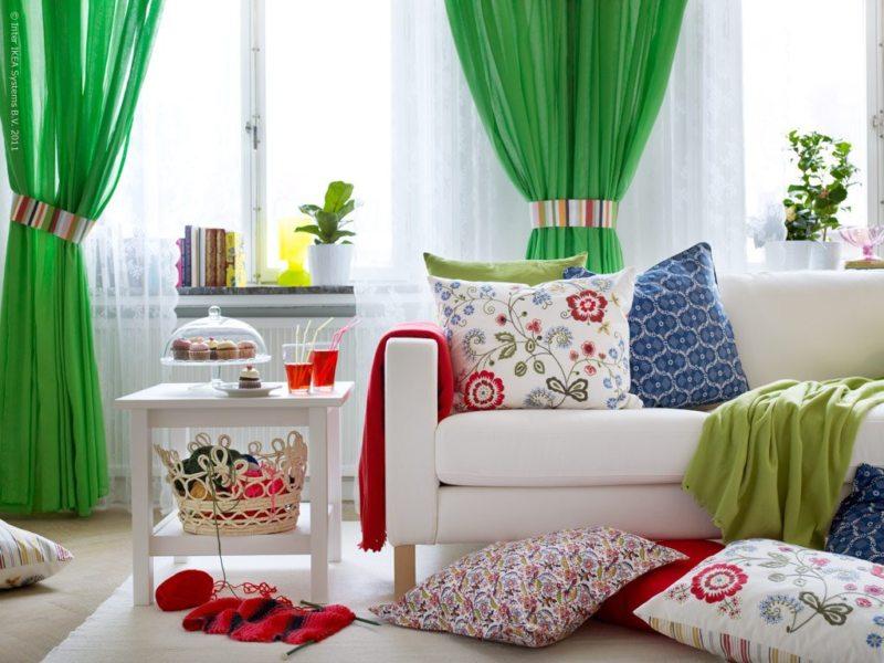 Зеленая гостиная (4)