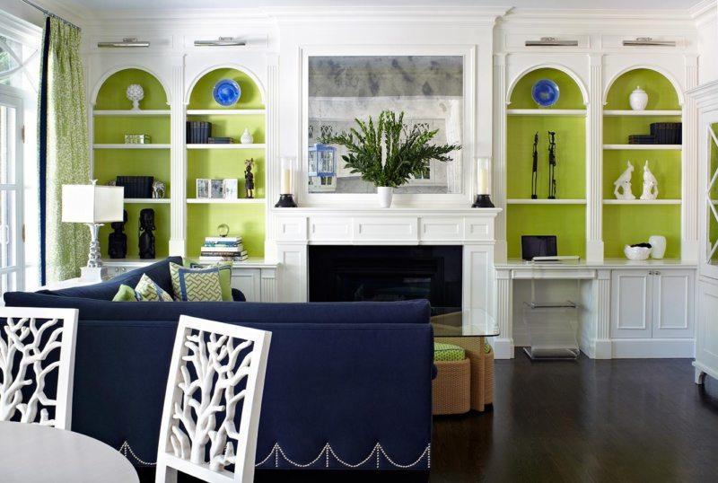 Зеленая гостиная (6)
