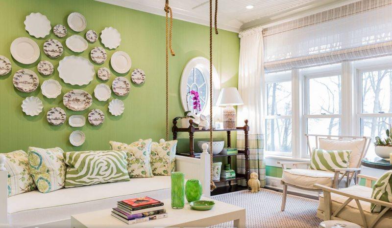 Зеленая гостиная (7)