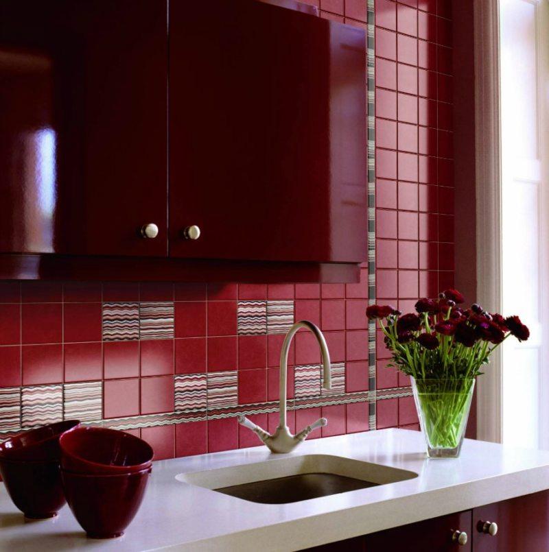 декоративная панель для кухни (39)