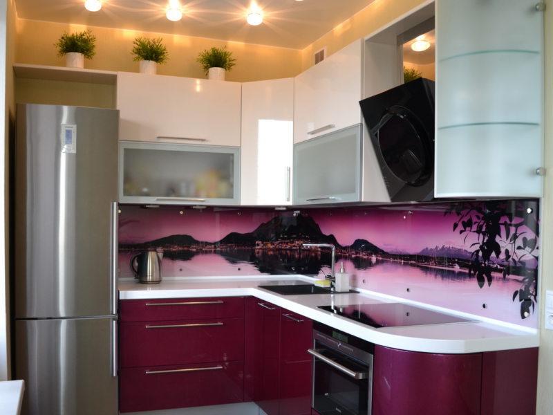 декоративная панель для кухни (55)