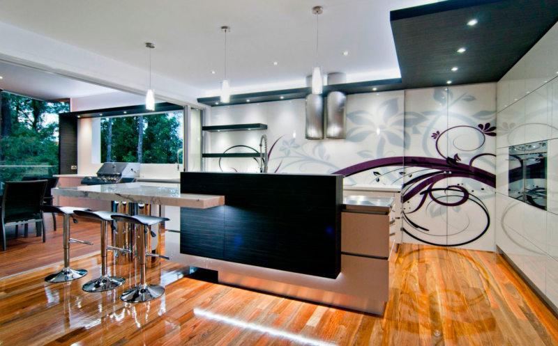 декоративная панель для кухни (56)