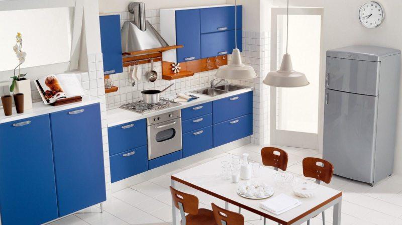 голубая кухня (14)