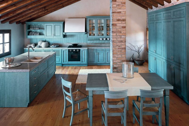 голубая кухня (17)
