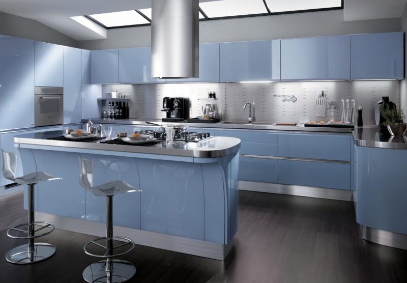 голубая кухня (2)