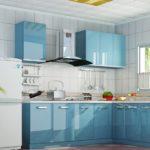 голубая кухня (30)