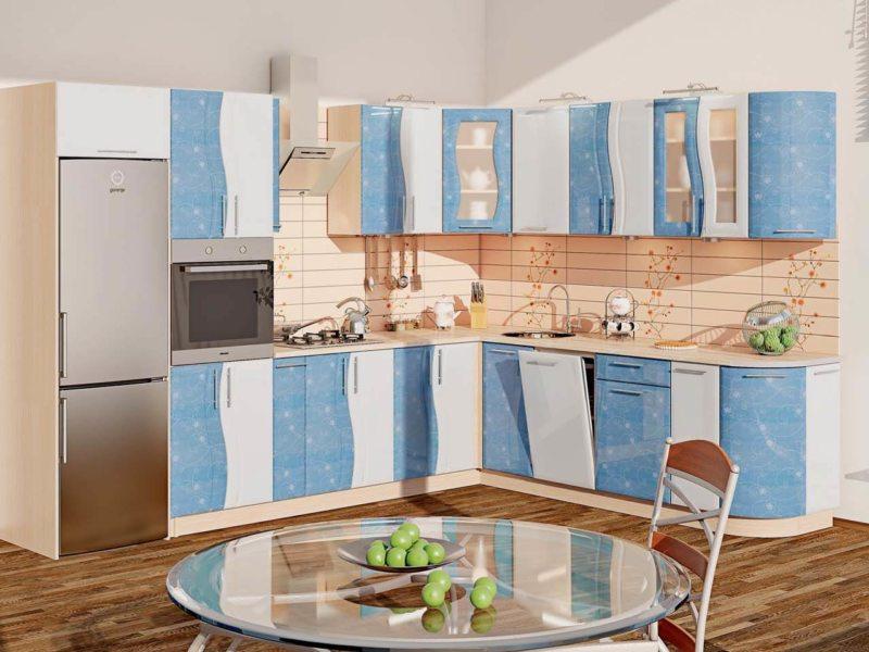 голубая кухня (4)