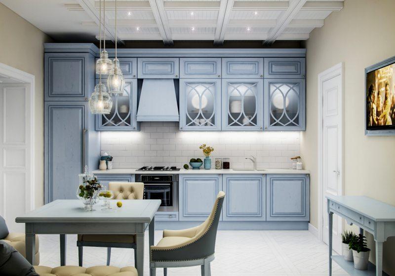 голубая кухня (43)