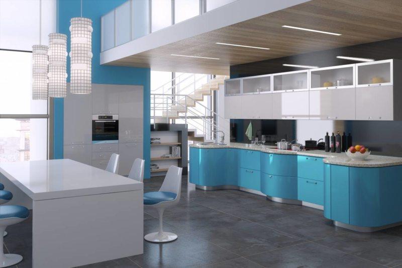 голубая кухня (45)