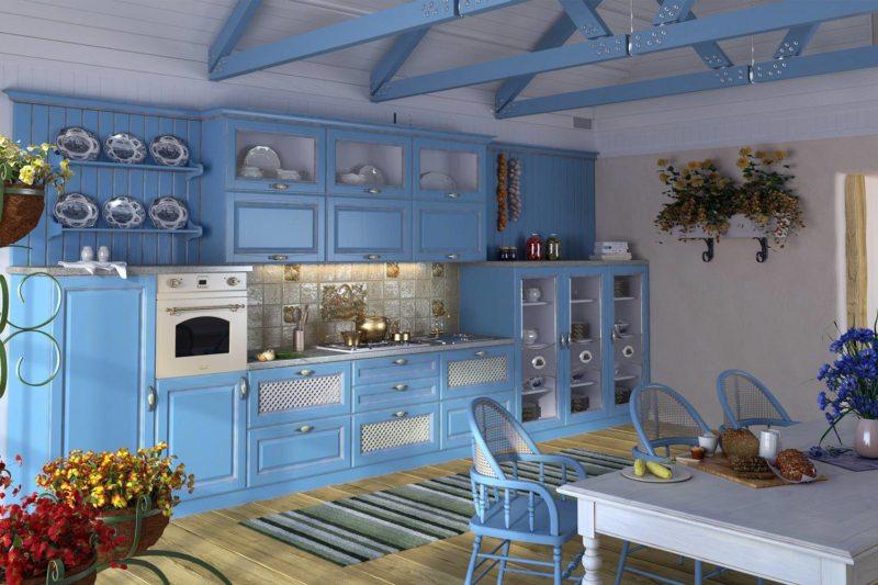 голубая кухня (47)