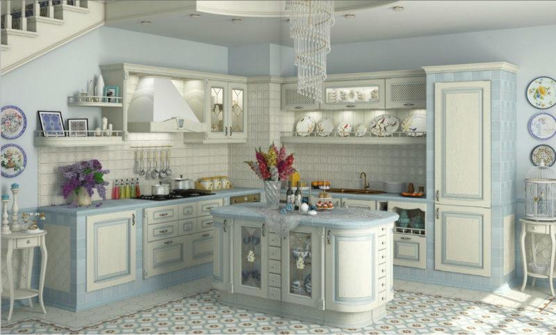 голубая кухня (49)
