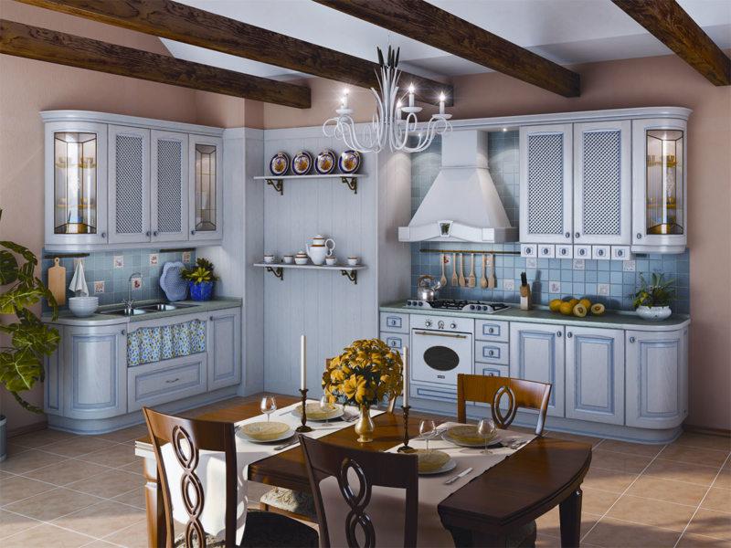 голубая кухня (5)