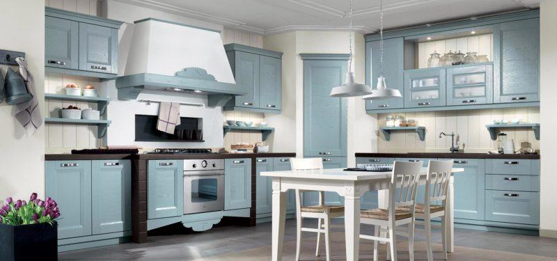 голубая кухня (50)