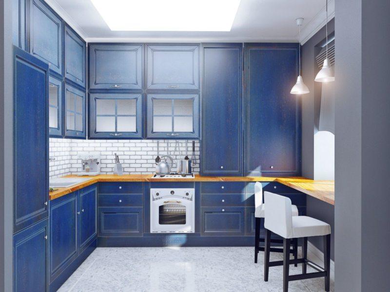 голубая кухня (51)