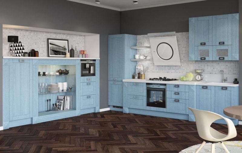 голубая кухня (55)