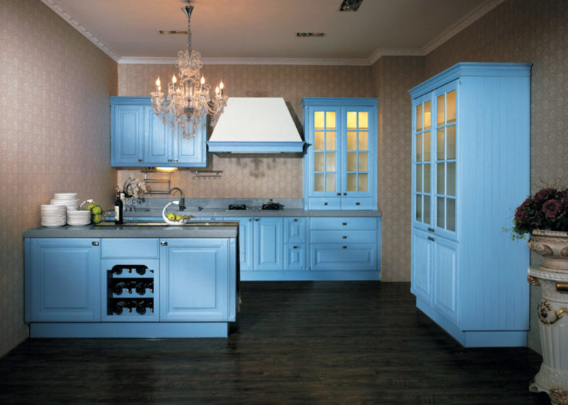 голубая кухня (60)