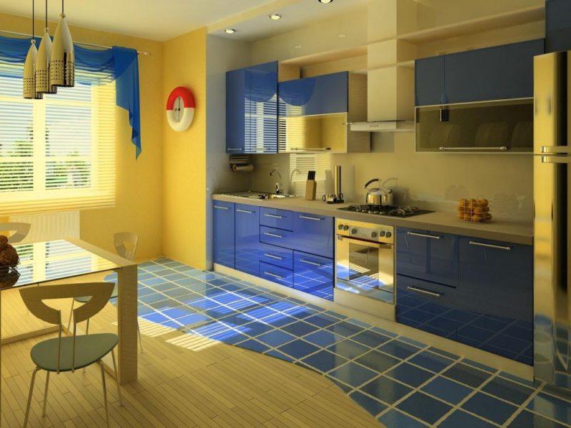 голубая кухня (61)