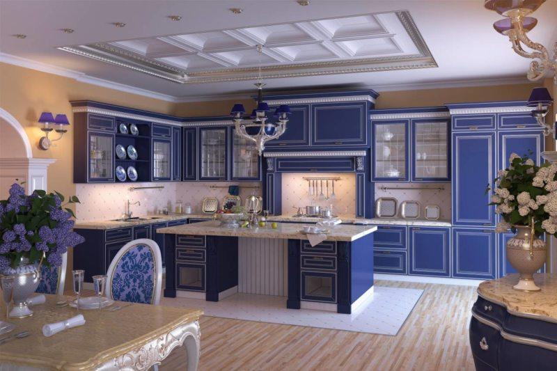 голубая кухня (8)