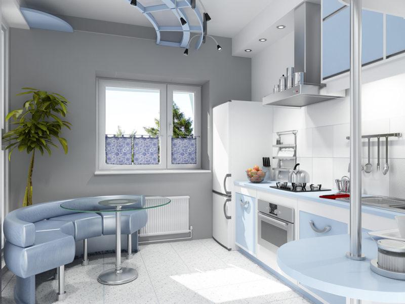 голубая кухня (9)