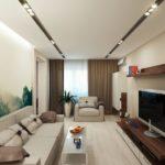 гостиная с балконом (10)