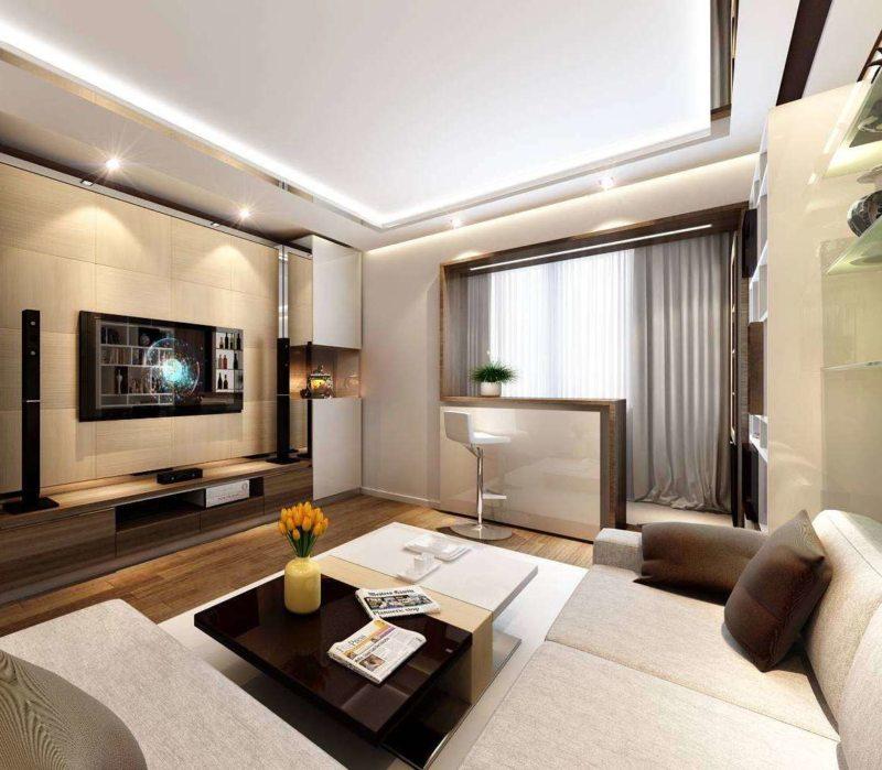 гостиная с балконом (2)