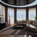 гостиная с балконом (22)