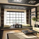 гостиная с балконом (24)