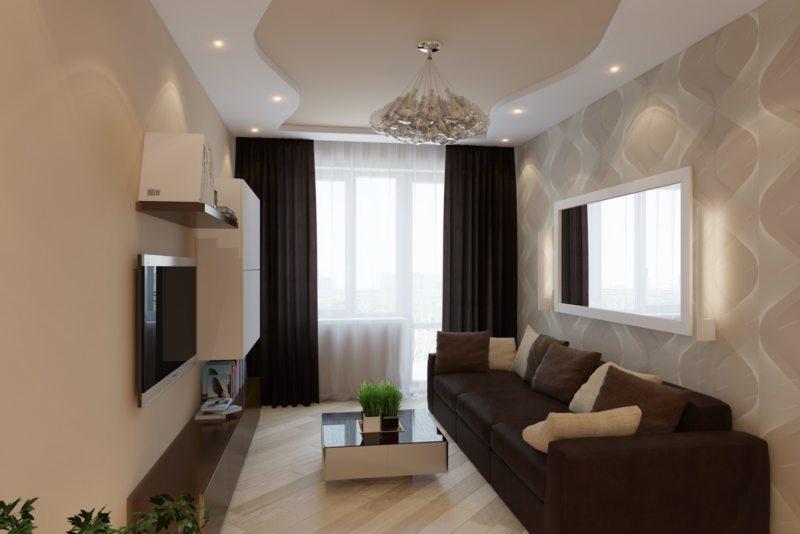 гостиная с балконом (3)