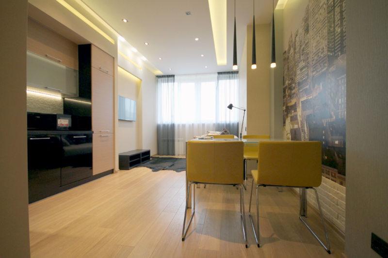 гостиная с балконом (32)