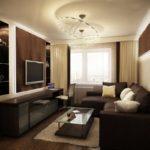 гостиная с балконом (5)