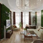 гостиная с балконом (6)