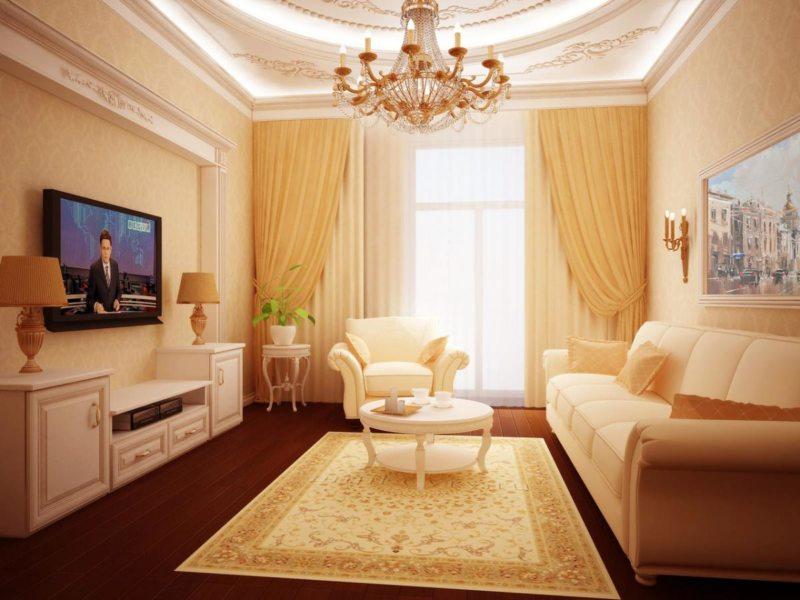 гостинная в восточном стиле 1 (11)