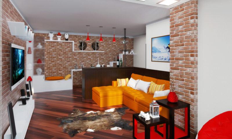 гостинная в восточном стиле 1 (39)